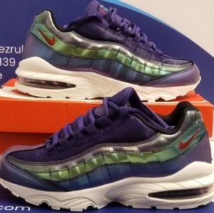 Nike Air Max 95 Metallic Purple Kids 6y